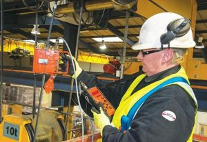 Xpress View helps improve safety in lifting