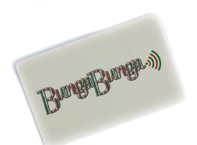 Restaurant loyalty card scheme