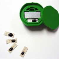 Reactec noise & vibration monitoring tag