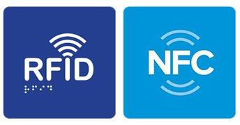 nfc rfid logo
