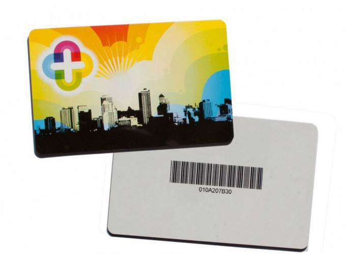 "The Pan-London ""C-Card"" scheme uses customised RFID tags overprinted with barcode and number versions of the unique ID to manage condom distribution."