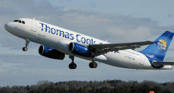 Thomas Cook's charter flights provide millions of passengers with flights each year.