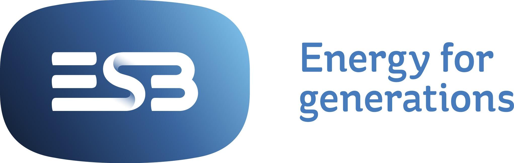 ESB brandmark strapline