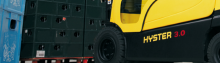 Hyster Control Lift
