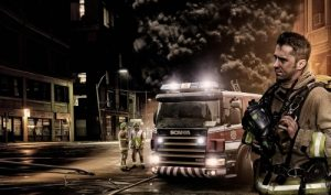 Ballyclare provides PPE to over 20,000 UK firefighters. Its cared for by CoreRFID's PPE Inspection Software.
