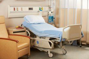 Modern medical beds are often high tech, high cost assets.