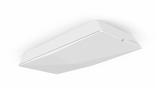 Ceiling mounted xSpan Gateway UHF RFID Reader from Impinj