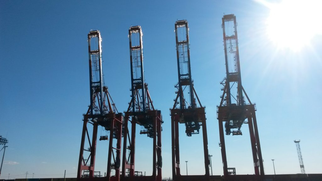 Crane inspection firm