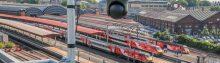 Network Rail rolling stock