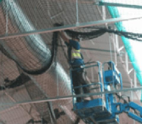 GM Safety Netting: Inspection software helps GM comply with BSEN1263-2 and the FASET code of practice on safety nets.